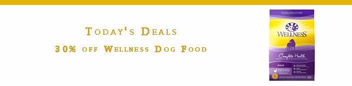 dog food promo