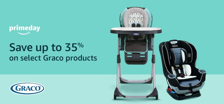 35% off Graco products
