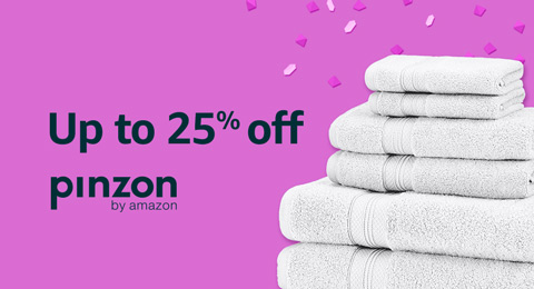 25% off Pinzon