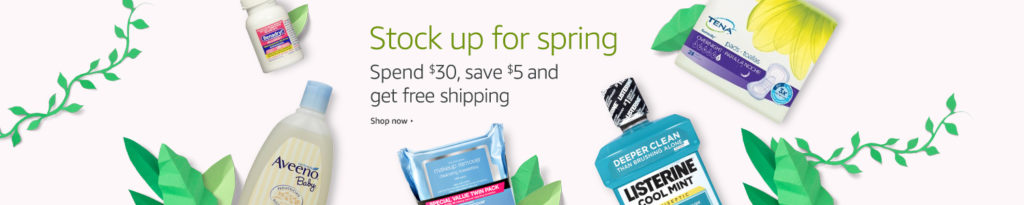 Extra $5 off summer promo on JnJ