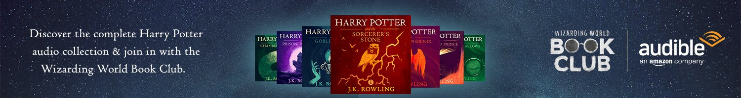 The Complete Harry Potter Audio Collection