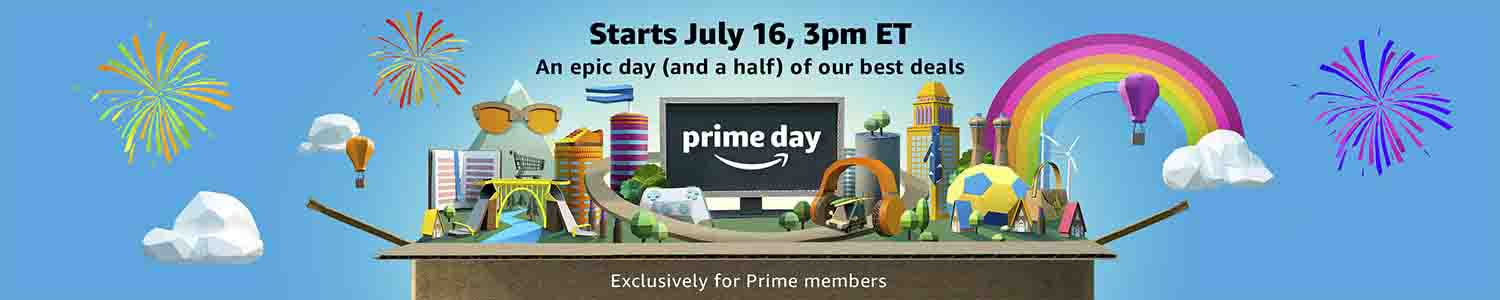 Prime Day 30% off