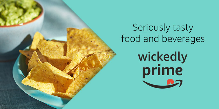 Wickedly Prime, we live to eat