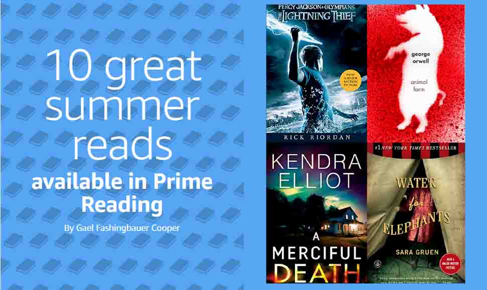 10 great summer reads