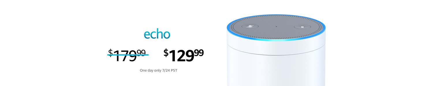 Echo Day to lowest price
