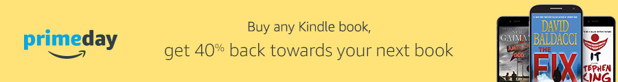 40% back Kindle book