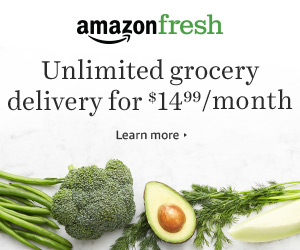 Prime Fresh October to December promo