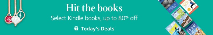 save kindle books up to 80% off