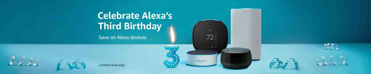 promo codes for Amazon Alexa devices