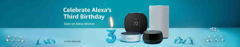 promo codes for Amazon Alexa devices