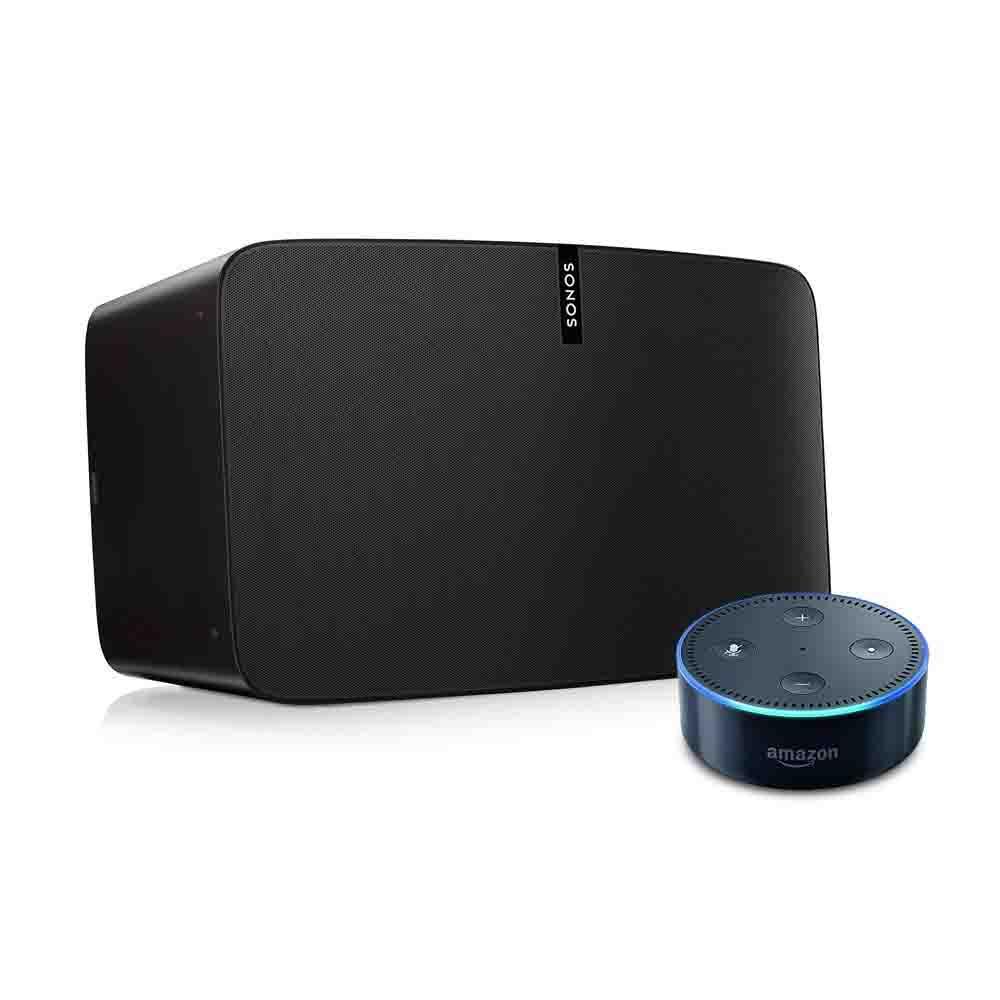 Buy Sonos Play:5 get free Amazon Echo Dot