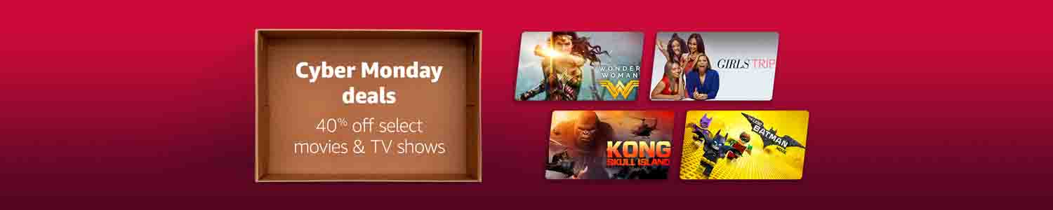 Holiday exclusive promo for movies & TV shows