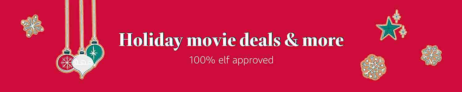Holiday 2017 movies deals & promo