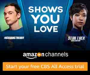 Amazon Channels 3-day free trial CBS all access