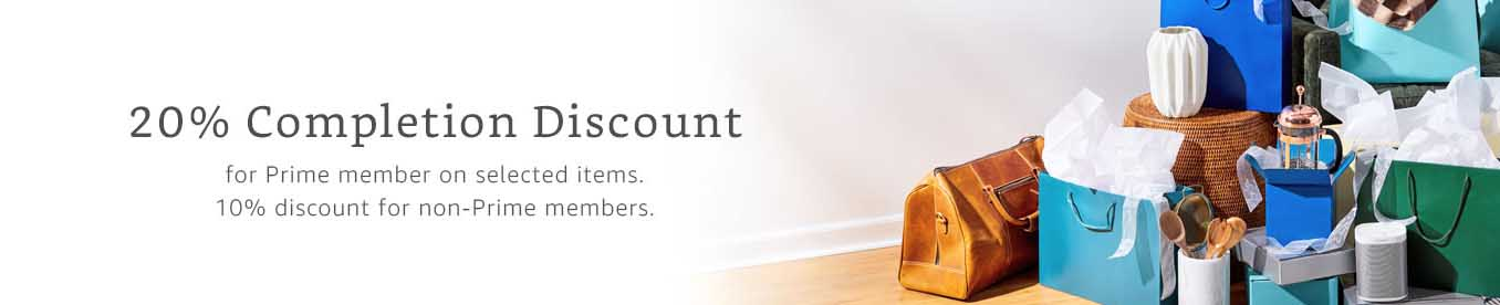 PROMO CODE TO RECEIVE EXTRA $500 USD DISCOUNT ON PURCHASE THROUGH AMAZON WEDDING REGISTRY