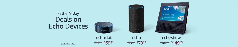 Echo Device promo