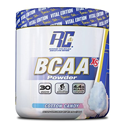 Promo code '40OFFBCAA' for 40% off Ronnie Coleman Signature Series