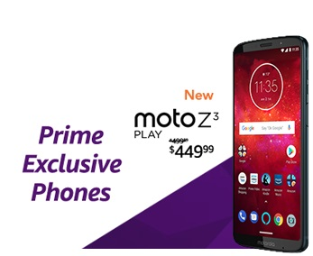 Extra $30-$80 off promo on exclusive phones for Amazon Prime Member