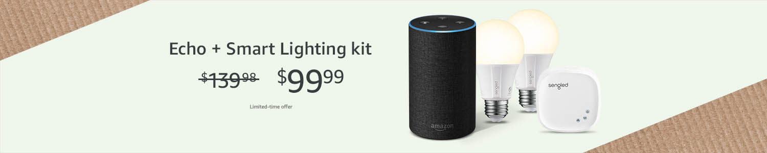 all-new Echo devices announced with promo codes