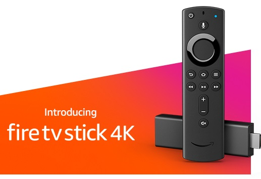 Promo code 'TWOPACK' for $10 off on purchase of 2 Amazon Fire TV Stick 4K