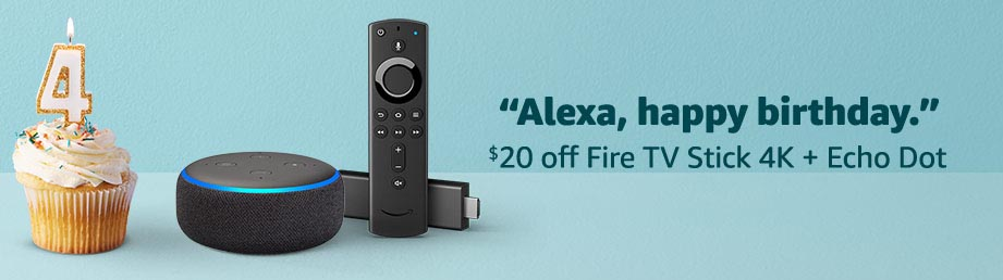 Echo devices announced with promo codes at Amazon