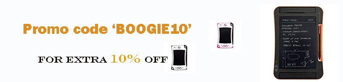 EXTRA 10% OFF PROMO CODE 'BOOGIE10' FOR BOOGIE BOARD TABLETS BY AMAZON