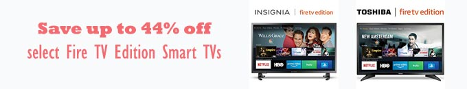 HOLIDAY PROMOS FOR FIRE TV CUBE /FIRE TV STICK/FIRE TV STICK 4K AND MORE