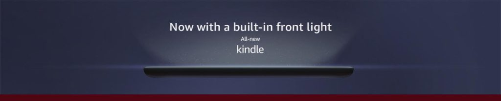 ALL-NEW KINDLE WITH  3 MONTHS OF KINDLE UNLIMITED FREE