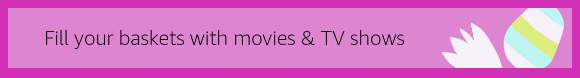 HOLIDAY EXCLUSIVE PROMO FOR MOVIES & TV SHOWS BY AMAZON