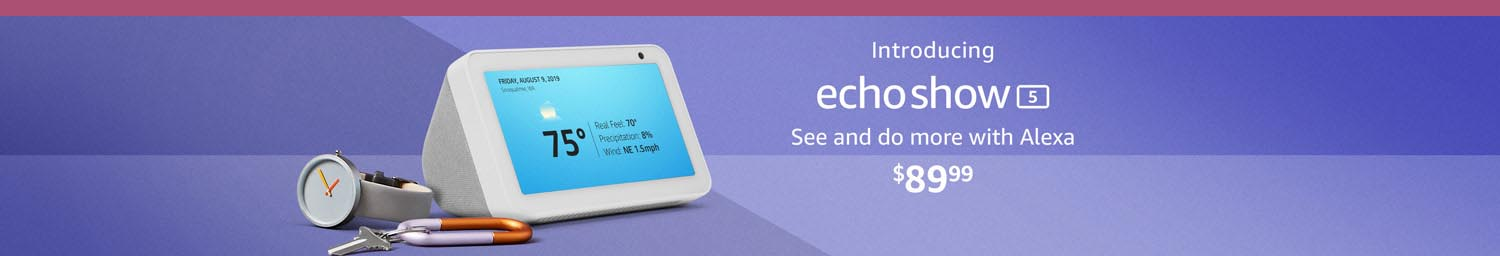 all-new Echo devices announced with promo codes at Amazon
