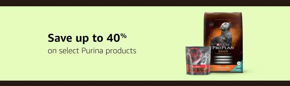 promo coupon for dog & cat food by Amazon