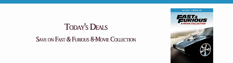 Holiday exclusive promos for movies & TV shows by Amazon