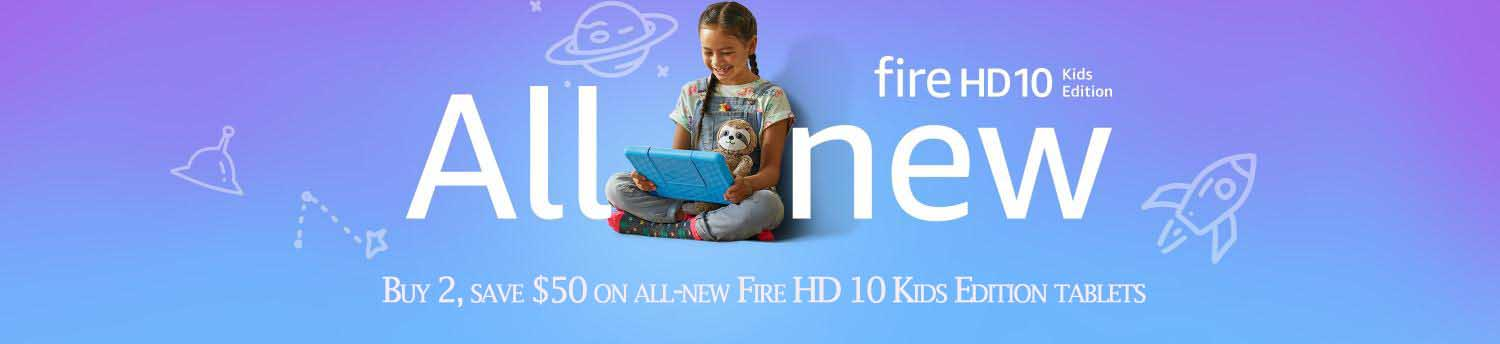 promo code for Fire Kids