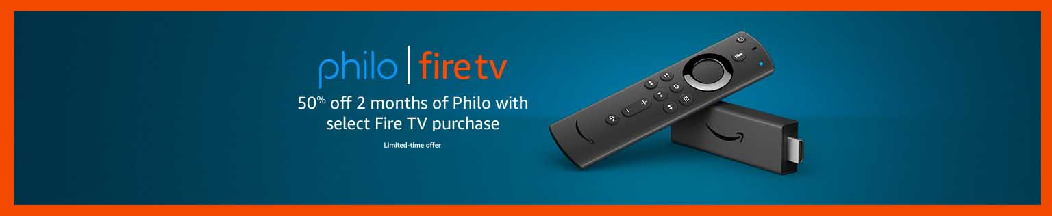 promo codes with Fire TV