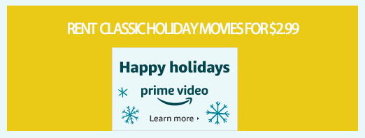 promos for movies & TV shows by Amazon