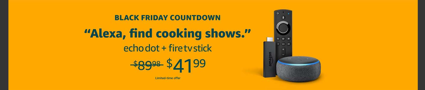 Promos for Fire TV Stick