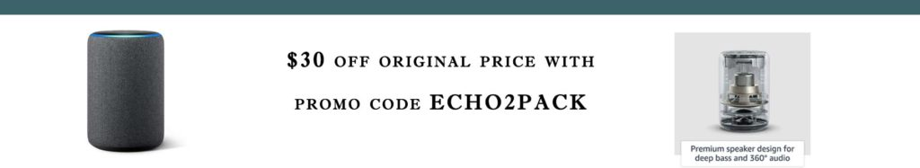 promo codes for Echo