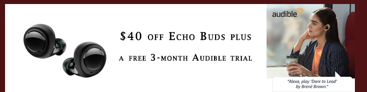 promo code for Echo Buds