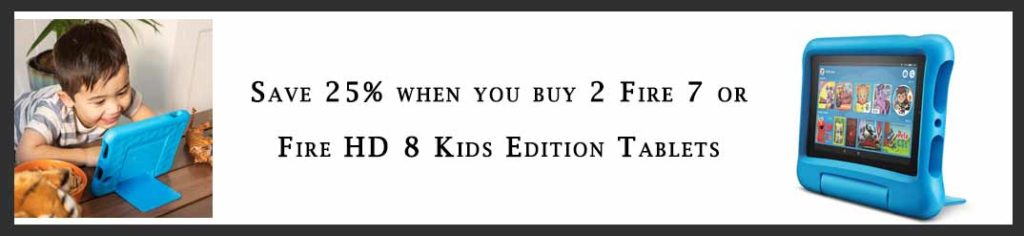 Fire Kids Edition promo
