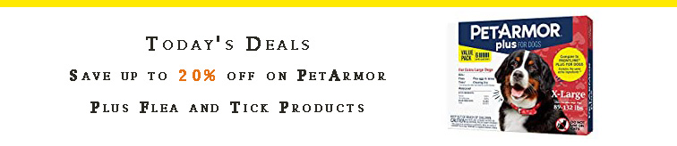 PROMO COUPON FOR DOG AND CAT PRODUCTS