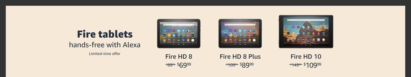 Fire device promos