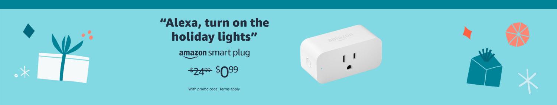 Amazon smart plug promo code