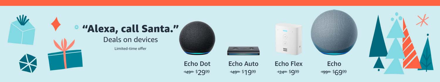 promo code for Echo devices