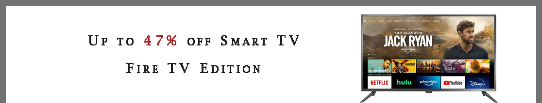 Fire TV promos