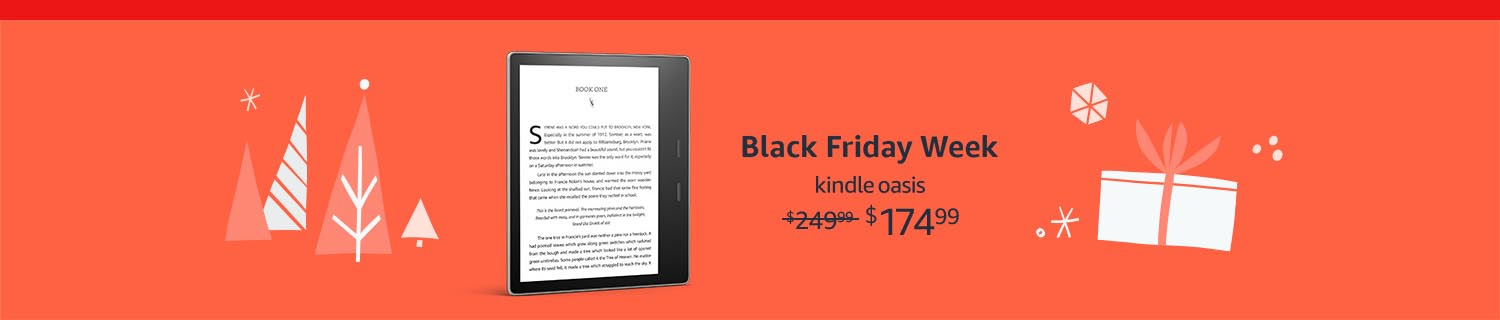 Kindle device promos