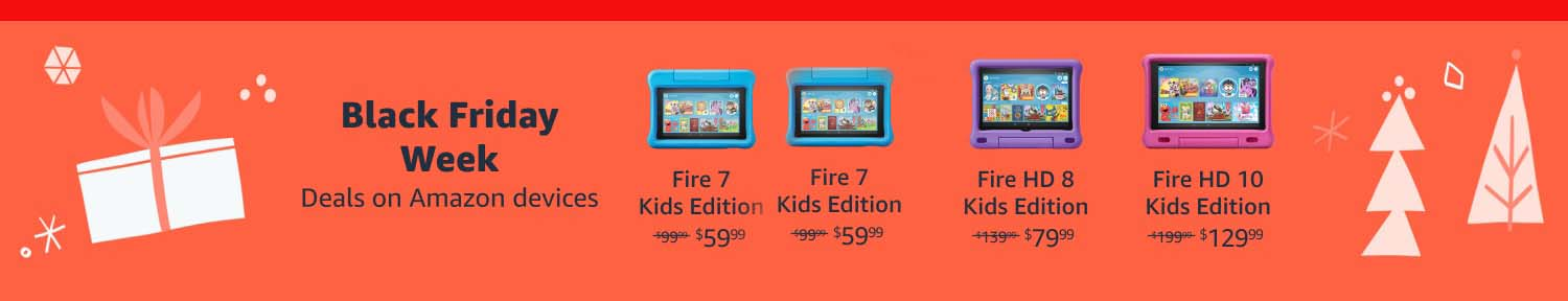 promos for Fire tablets