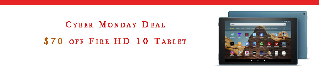 Fire tablet promos