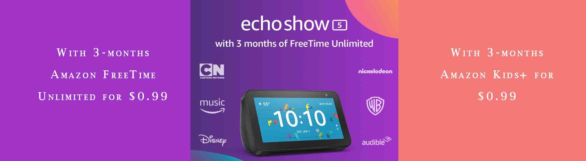 Echo device promo code
