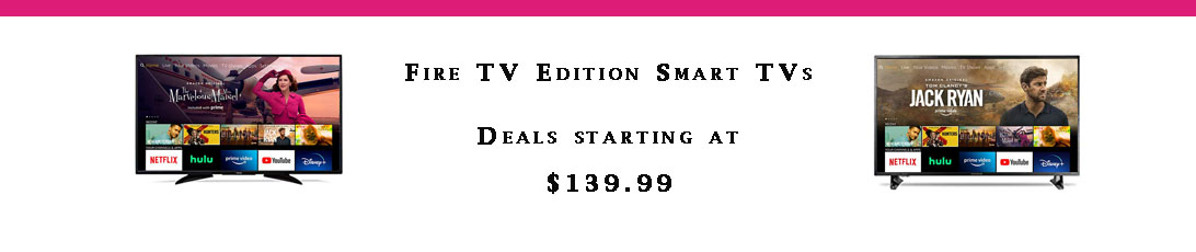 Fire TV edition TV