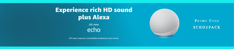 Echo promo code